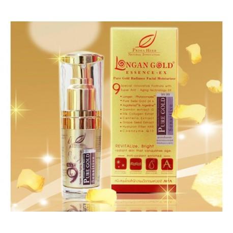 Longan Gold Essence-EX สูตร Sensitive ใหม่
